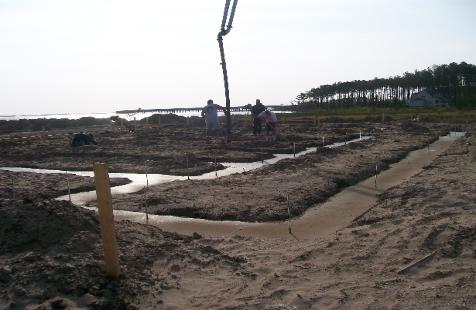 Foundation Footers